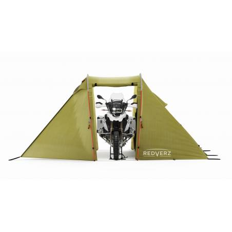 SOLO MOTORRAD ZELT Solo Expeditionzelt Redverz Gear €499.00