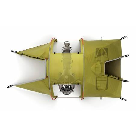 SOLO MOTORRAD ZELT Solo Expeditionzelt Redverz Gear €499.00