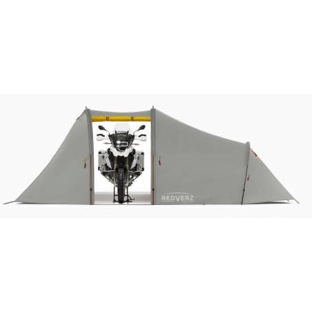 ZELTE Atacama Motorrad Zelt Grau Redverz Gear €599.00