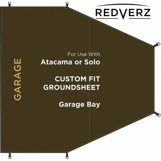 GROUNDSHEETS Lona De Piso Garage Redverz Gear €49.00