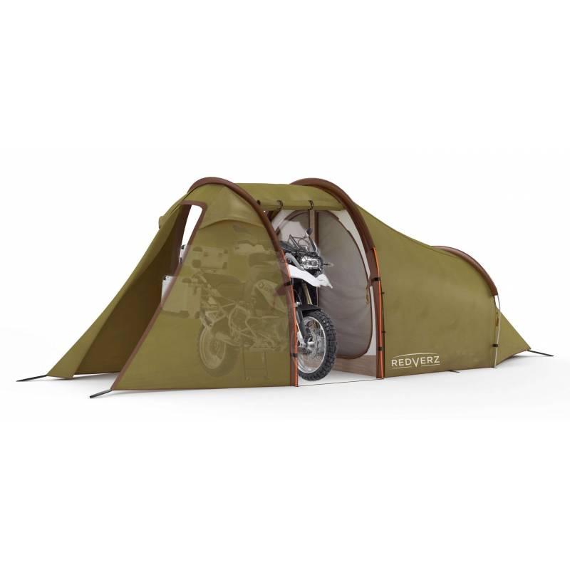 TENTS Atacama Motorfiets Tent Groen Redverz Gear €599.00