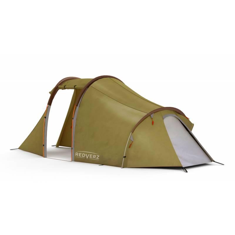Redverz Atacama Expedition Tent in GREEN