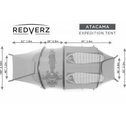 Redverz Gear TENDAS Tenda Moto Atacama Verde €599.00