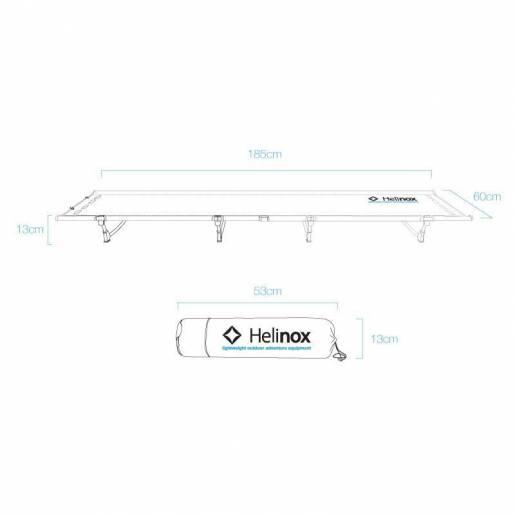 Helinox HELINOX Lit de Camp Lite Cot €269.00