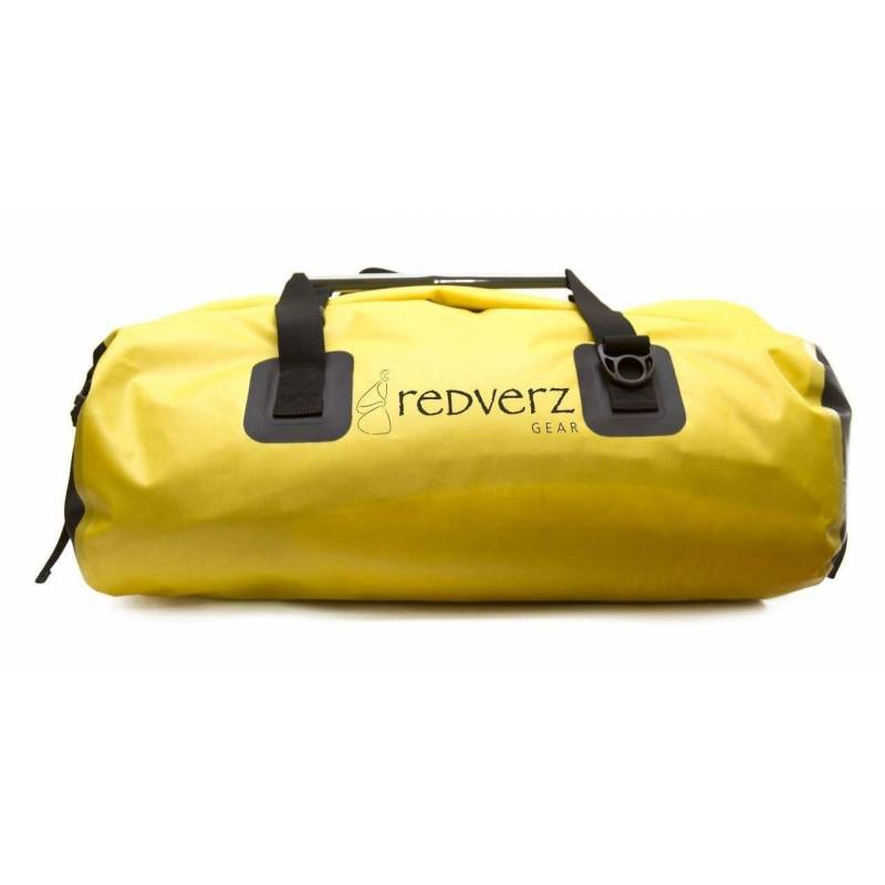 Redverz 50-Liter Waterproof Dry Bag - Yellow